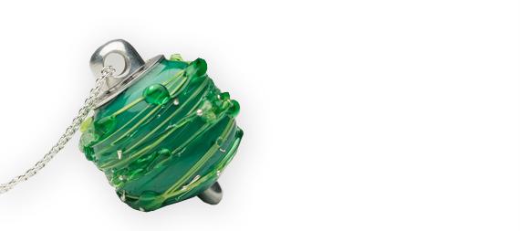 Venetian Glass - Treasured Memories | Memorial Jewelry