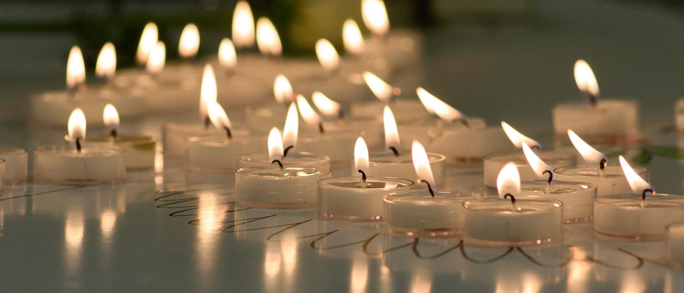 Turning Grief To Grace - Treasured Memories | Keepsake Jewelry